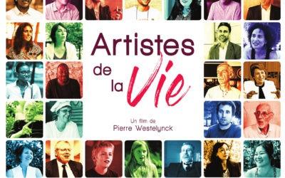 Ciné-action «Artistes de la vie» : projection et échanges à Redon le 28 novembre, et à Pontchâteau le 12 décembre